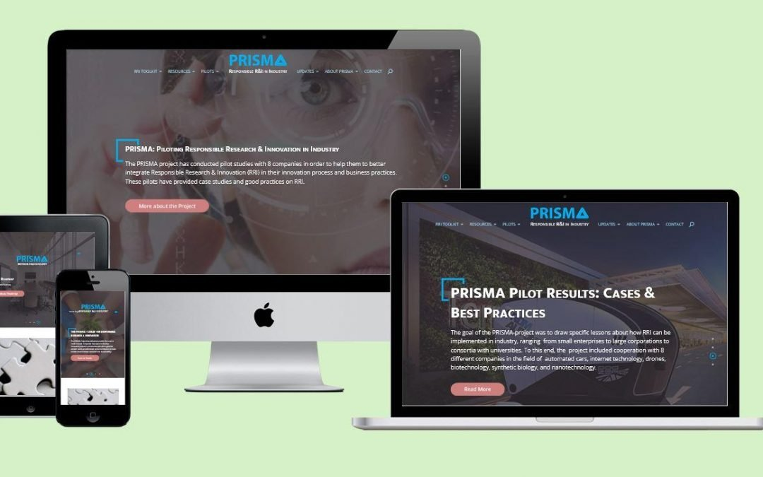 PRISMA Research Project on Responsible Research & Innovation (2019)
