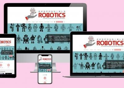 Website Foundation for Responsible Robotics (2020)